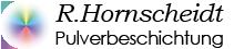 R. Hornscheidt Pulverbeschichtung Logo